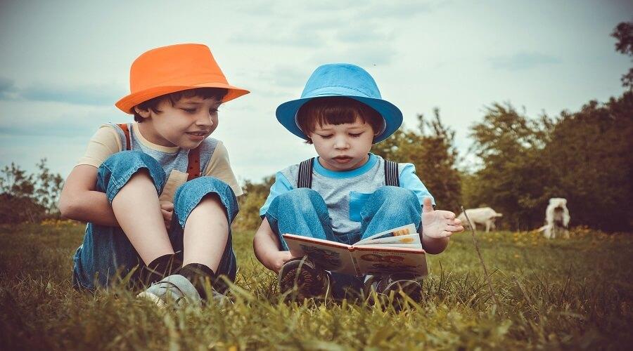 Ποια είναι τα καλύτερα παραμύθια για μικρά παιδιά